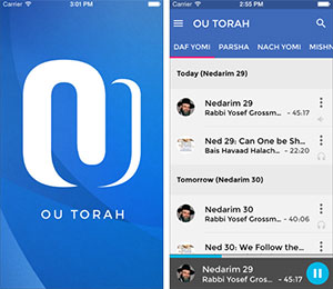 OU Apps for iPhone and Android! - Orthodox Union