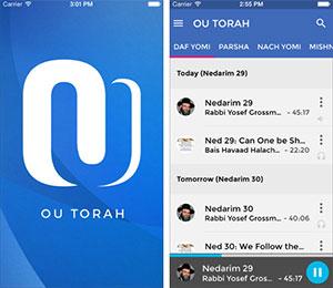 OU Torah App