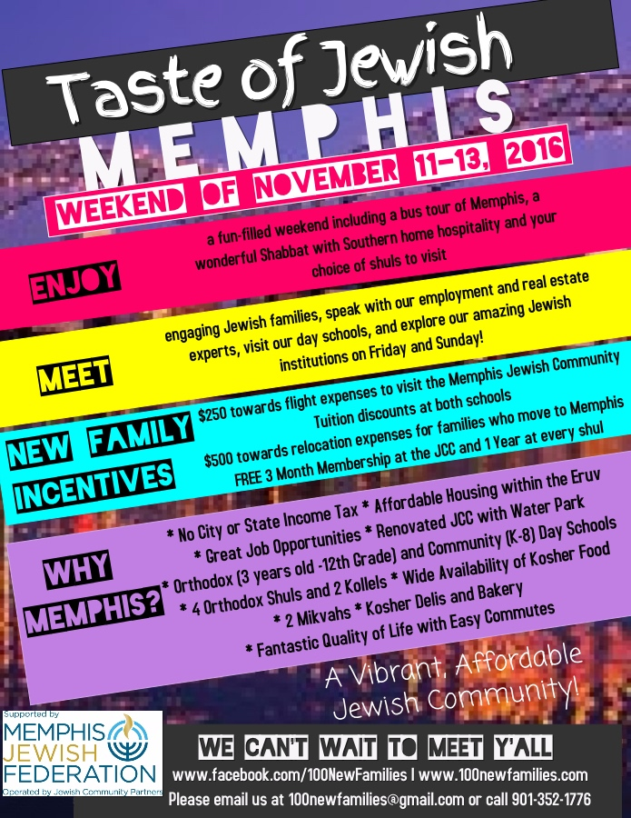 Relocate to Memphis Orthodox Ad