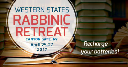 Western Region Rabbinic Retreat