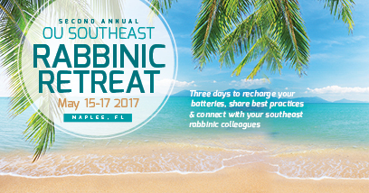 Southeast Region Rabbinic Retreat