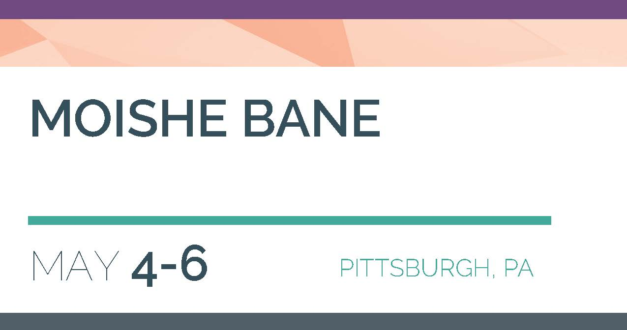 Moishe Bane to be Guest Speaker