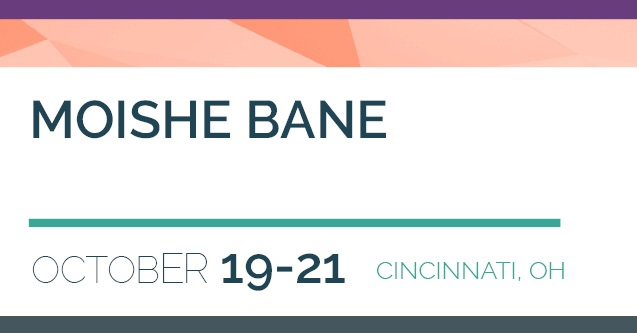 Moishe Bane to Lecture in Cincinnati