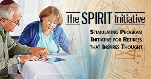 SPIRIT for RETIREES -- Let's Get Moving