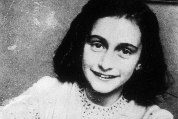 how did anna frank die