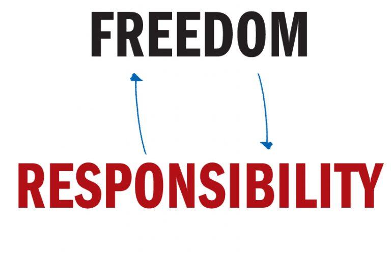 Freedom & Responsibility