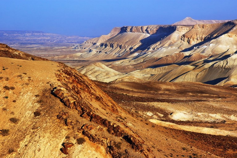 Negev Landscape