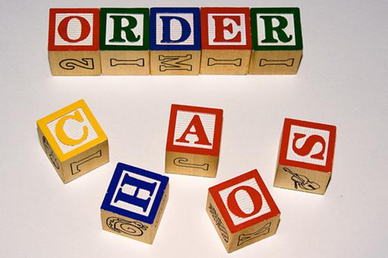 Order vs. Chaos