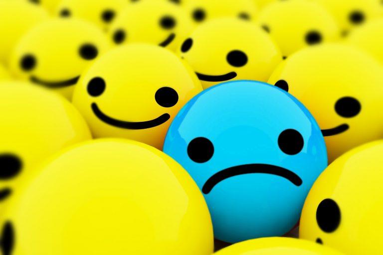 Sad Face & Smiley Faces