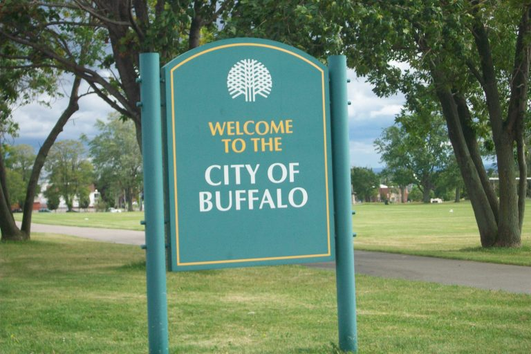 Welcome to Buffalo Sign