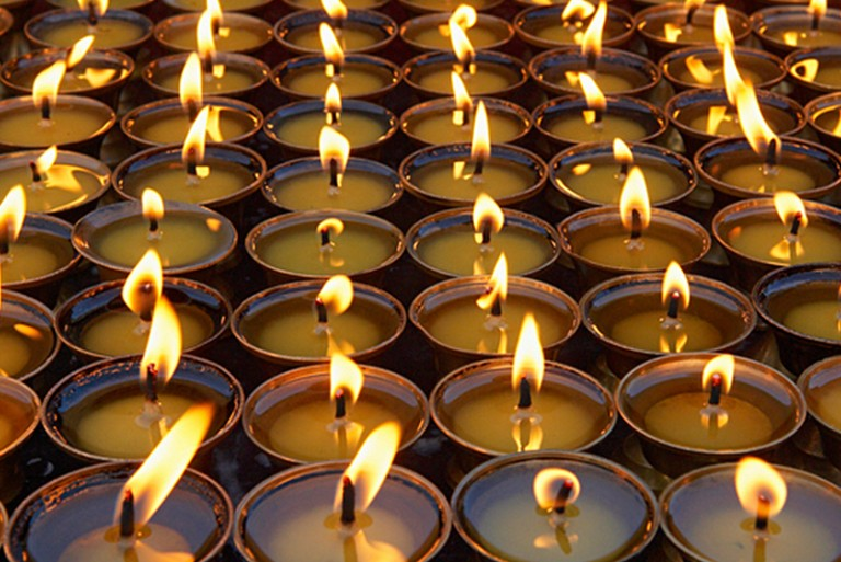 Yahrtzeit Candles
