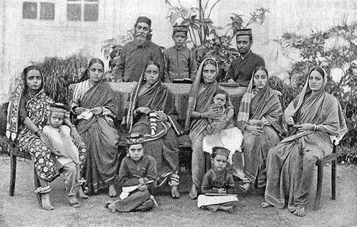 Meet Your Long Lost Jewish Family   In India    Everyday Jewish     An undated photo of the Bene Israel