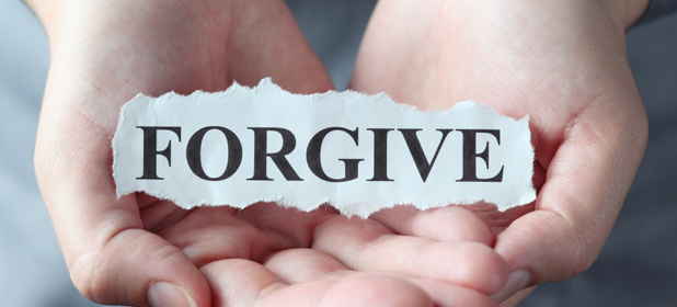 Stop over-thinking- Forgive