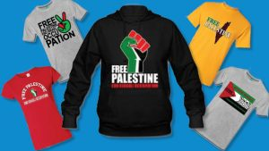 Sears Palestine Shirts
