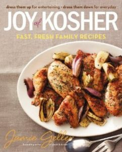 Joy of Kosher Cookbook by Jamie Geller