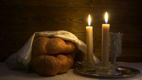 Challah & Shabbos Candles