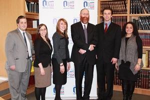 OU Advocacy staff