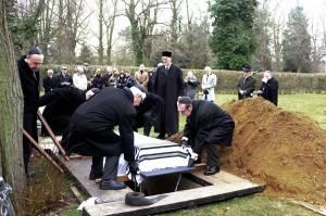 Norwich Libel Burial Funeral