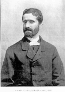 Reverend Henry Pereira Mendes
