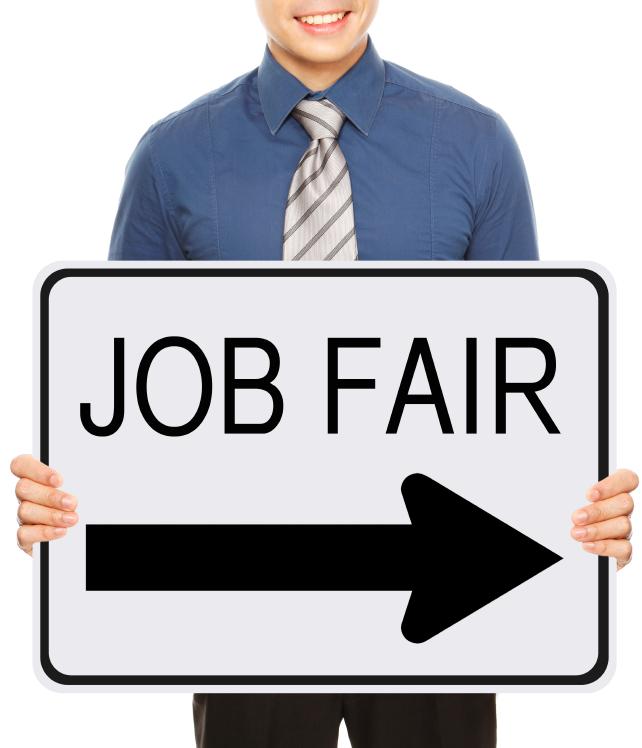 how do job fairs work