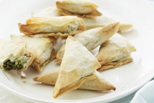 Mini-Spanakopita