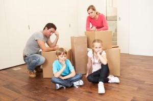 family sad angry