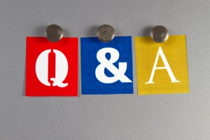 Q&A questions