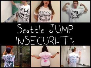 Insecuri-T's were part of Seattle NCSY's entry in NY NCSY's JUMP competition.